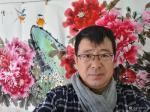 王长泉日志-牡丹花开富贵国色天香风水画国画花鸟画作品。   八宅风水与【图2】