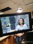 安士胜生活-天津电视台导视频道给做个小专访,趁这机会好好把画室的卫生做一【图4】