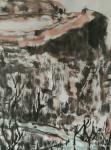杨牧青日志-名称:黄土崖畔的记忆 规格:136cm×68cm/8平尺【图4】