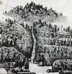马培童日志-佛是一座山,山是一尊佛,远看是座山水画,近看是佛山。   【图2】