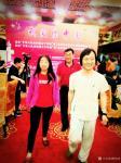 杨牧青日志-我爱你中国·喜迎中华人民共和国七十华诞暨全国书画艺术品联盟揭【图2】