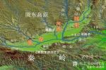 杨牧青日志-观图思说,约在唐尧到夏启这段千年时长的时期之间,也是末次冰河【图1】