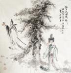 徐家康日志-旧作新补国画写意画«陌上花开漫漫归»   找书,找画……翻【图2】
