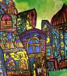 刘永铎藏宝-《热爱绘画的小姑娘》学生作品欣赏; 她那么的热爱画画, 【图4】
