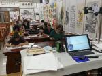安士胜日志-现代化的美术教育方式:通过多媒体教学仪器,让美术老师能全心地【图1】