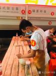 叶仲桥藏宝-获邀担任二0一九年云浮市石材工艺制作技能比赛评委,感觉当地政【图2】