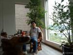 杨洪顺生活-苗侗国际美术馆顺子油画工作室整的差不多啦,欢迎朋友们来坐坐喝【图4】