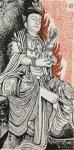 """马培童日志-""""忠爱无言-焦墨画创作与生活""""马培童焦墨画感悟笔记(112)【图1】"""