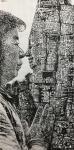 """马培童日志-""""画中有话,自有我在""""马培童焦墨画感悟笔记(118)   【图1】"""