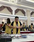 甘庆琼荣誉-南阳市庆祝新中国成立70周年暨纪念孔子诞辰2570周年全国书【图3】