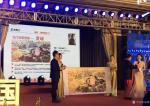 袁峰日志-国画猪系列作品《俺老猪来了》《五福临门》《金猪纳福》《憨福图【图2】