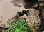 宋继兰藏宝-中国国家画院常务副院长卢禹舜北京西郊明清古民居群门头沟爨底下【图5】