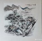 陈刚日志-乙亥年冬月国画山水小品四幅《残雪》《幽居图》《春山欲入户》《【图3】