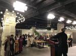 阎敏生活-1月11日上午《那些花儿》深圳20人画展在宝安体育馆茶悦世界【图3】