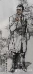 赵国毅日志-《伟哉 •钟南山》——赵国毅抗疫情作品欣赏 近日创作《伟哉【图1】