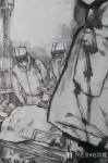 赵国毅日志-《伟哉 •钟南山》——赵国毅抗疫情作品欣赏 近日创作《伟哉【图4】