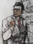 赵国毅日志-《伟哉 •钟南山》——赵国毅抗疫情作品欣赏 近日创作《伟哉【图5】
