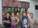 张恒久生活-十年前深圳大芬油画村,一个小破村成了当今鼎鼎大名的艺术村。画【图2】