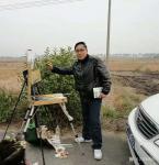 张恒久生活-十年前深圳大芬油画村,一个小破村成了当今鼎鼎大名的艺术村。画【图3】