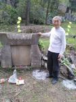 陈祖松生活-清明节祭祖扫墓。【图3】