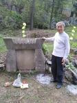 陈祖松生活-清明节祭祖扫墓。【图5】