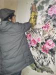 徐如茂日志-国画花鸟画《珠光累累》《天香醉人归》; 病树前头万木春,但【图2】