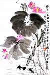 陈培泼日志-诗歌三首《自嘲》《题自画诗》《笔墨情怀》 自嘲 陈培泼【图1】
