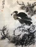周鹏飞日志-庚子年新作国画花鸟画《笑猪图》《大吉秀春》《秋兴图》; 世【图3】