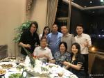 罗树辉生活-7月13日,应广东高明市的一班书画及商界的精英,好友邀请,欢【图1】