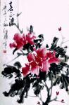 任清宇日志-任清宇国画写意花鸟画作品欣赏,庚子年春月疫情期间作品6幅,请【图3】