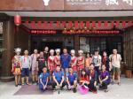 阎敏生活-暑期写生第二场——湘西绥宁•上堡古城;   2020年7月【图2】