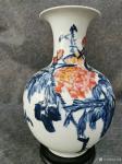甘庆琼日志-手绘原创瓷器作品,每个都是世上唯一的孤品。   此次赴景德【图4】