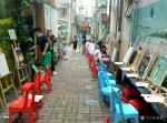 凌振宁藏宝-人来人往的街道,汇集了好多灵魂共鸣的艺术家。 熬过无人问津【图1】