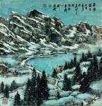 刘应雄日志-刘应雄中外风情画展作品选(欧洲瑞士系列): 《楚格的冬天》【图3】
