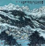 刘应雄日志-刘应雄中外风情画展作品选(欧洲瑞士系列): 《楚格的冬天》【图4】