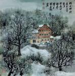 刘应雄日志-刘应雄中外风情画展作品选(欧洲瑞士系列): 《楚格的冬天》【图5】