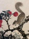 石广生日志-冰肌玉骨掩红袍, 丛莽藏身志益高。 鼠辈潜来唯淡笑, 【图4】