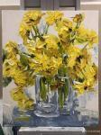 周海波日志-北欧重彩花卉油画作品欣赏,周海波近期油画作品。【图1】