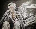 尚建国藏宝-素心无尘,正在西安美术馆的王西京画展《无界》,很值的一看,不【图3】
