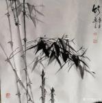 陈忠良日志-国画花鸟画作品《梅兰竹菊》四小屏,李先生订制,陈忠良辛丑年作【图3】