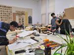 安士胜藏宝-无论多忙,每至岁末年初都有一个固定项目,和几位朋友聚一次,写【图3】