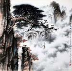 """罗树辉藏宝-4月7日至8日,受邀参加""""扬州世界园林博览会暨全国书画名家作【图5】"""