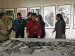 马培童生活-永远跟党走,百位中国画名家学木邀请展,2021年4月25日上【图2】