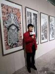 马培童生活-永远跟党走,百位中国画名家学木邀请展,2021年4月25日上【图3】