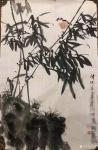 安士胜藏宝-在鸿图美术学校带了个国画班,其中五位同学参加了今年的天津市文【图3】
