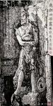 马培童日志-笔墨气韵(83)马培童焦墨画感悟笔记;   焦墨枯笔是指骨【图1】