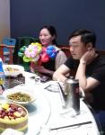 陈祖松生活-儿媳向云艳40岁生日幸福寿宴。【图1】
