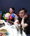 陈祖松生活-儿媳向云艳40岁生日幸福寿宴。【图2】