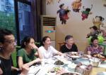 陈祖松生活-儿媳向云艳40岁生日幸福寿宴。【图3】