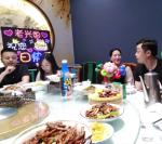 陈祖松生活-儿媳向云艳40岁生日幸福寿宴。【图5】